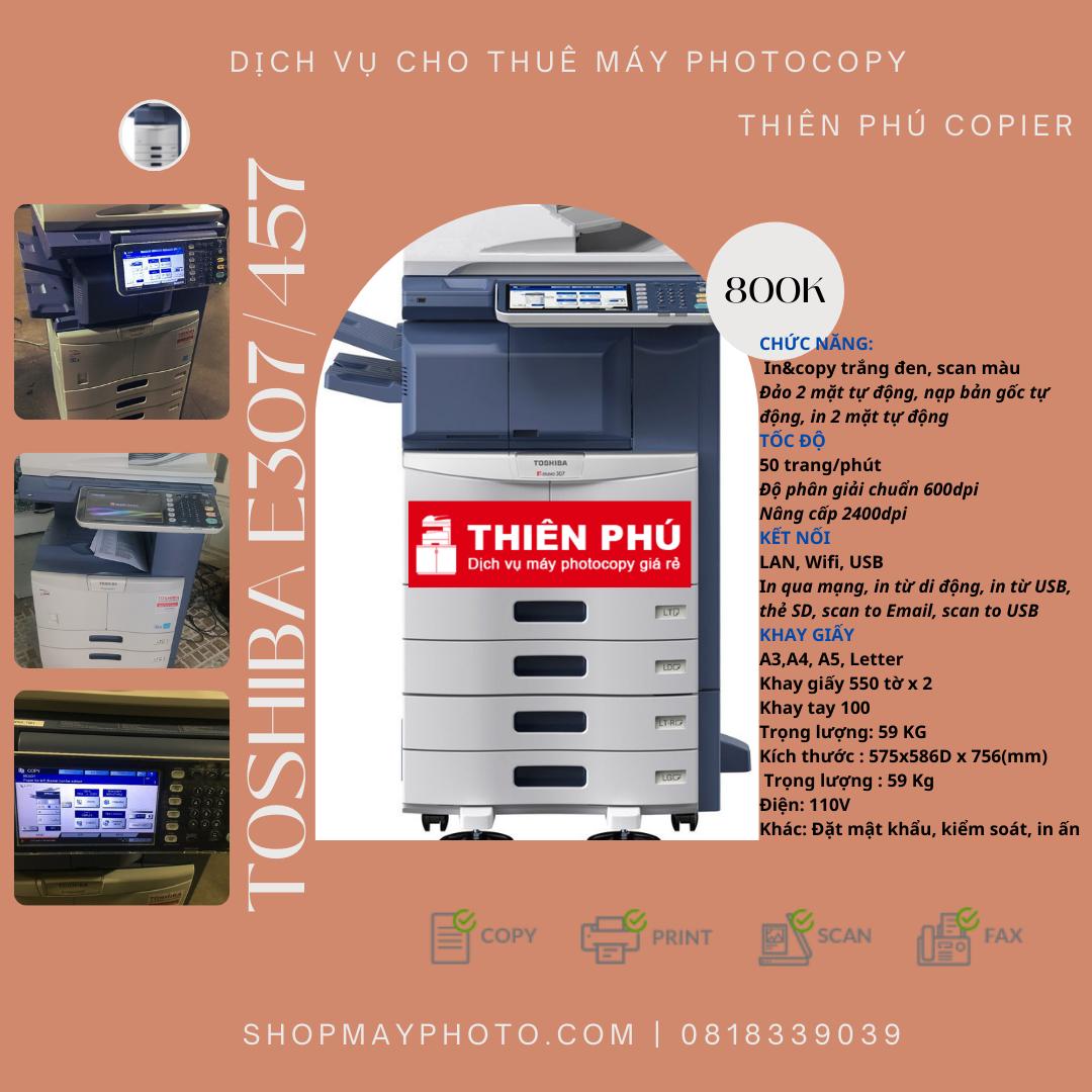 Thiên Phú Copier-Dịch vụ cho thuê máy photocopy