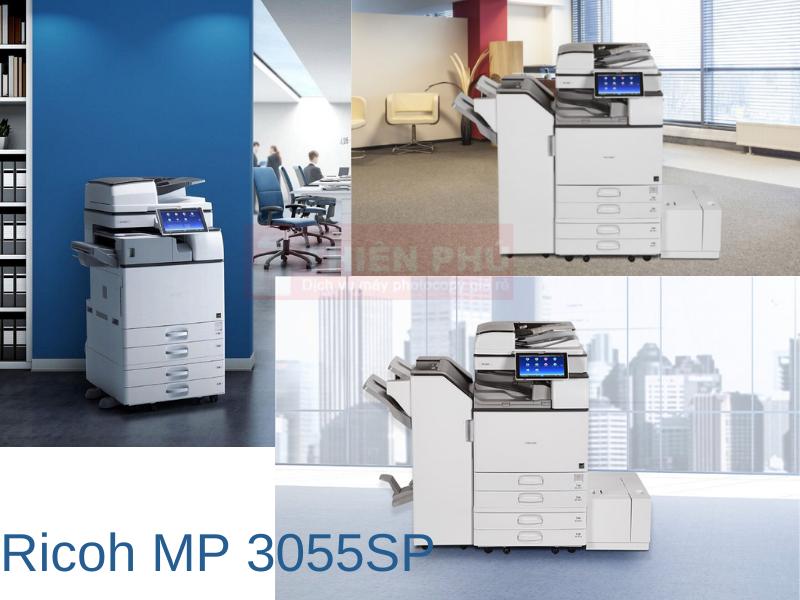 Máy photocopy Ricoh MP 3055