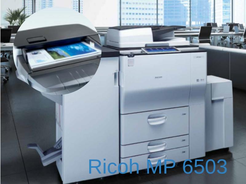Máy photocopy Ricoh MP 6503