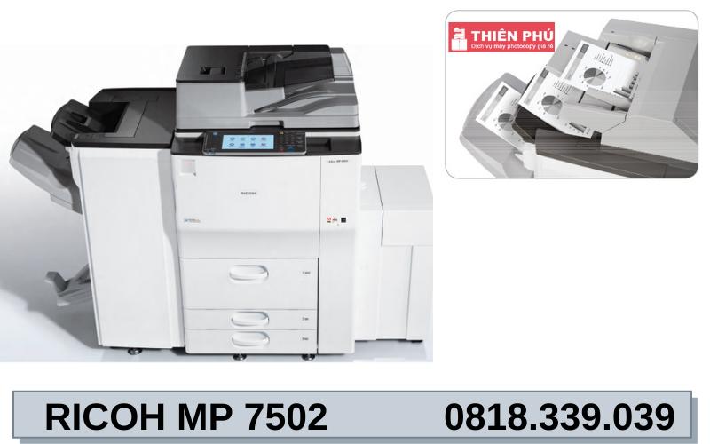 Máy photocopy Ricoh MP 7502