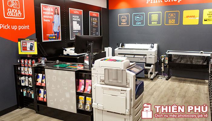 Chia sẻ kinh nghiệm mở tiệm photocopy