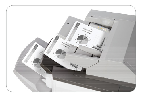 Khay nạp tự động máy Ricoh MP 7502