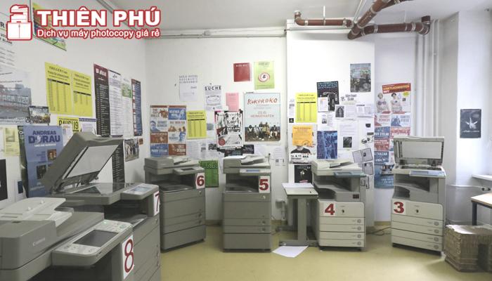 Lên kế hoạch kinh doanh photocopy chi tiết