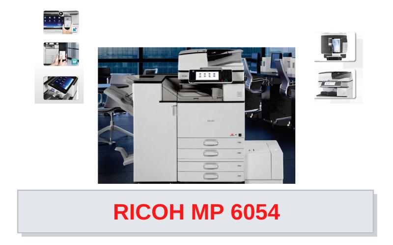 Máy photocopy Ricoh MP 6054