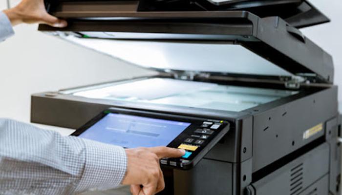 Hướng dẫn cài đặt scan máy photo Ricoh theo từng bước